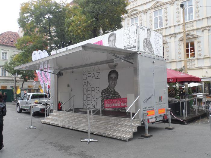 twinDeckTRAILER in Graz 2012